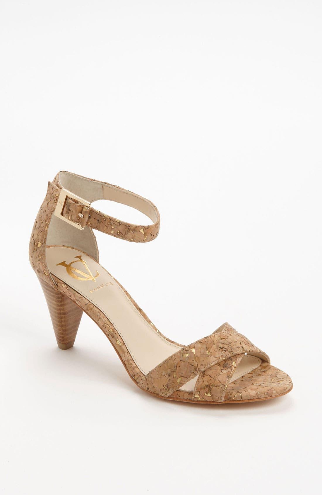 Alternate Image 1 Selected - VC Signature 'Fabrizia' Sandal