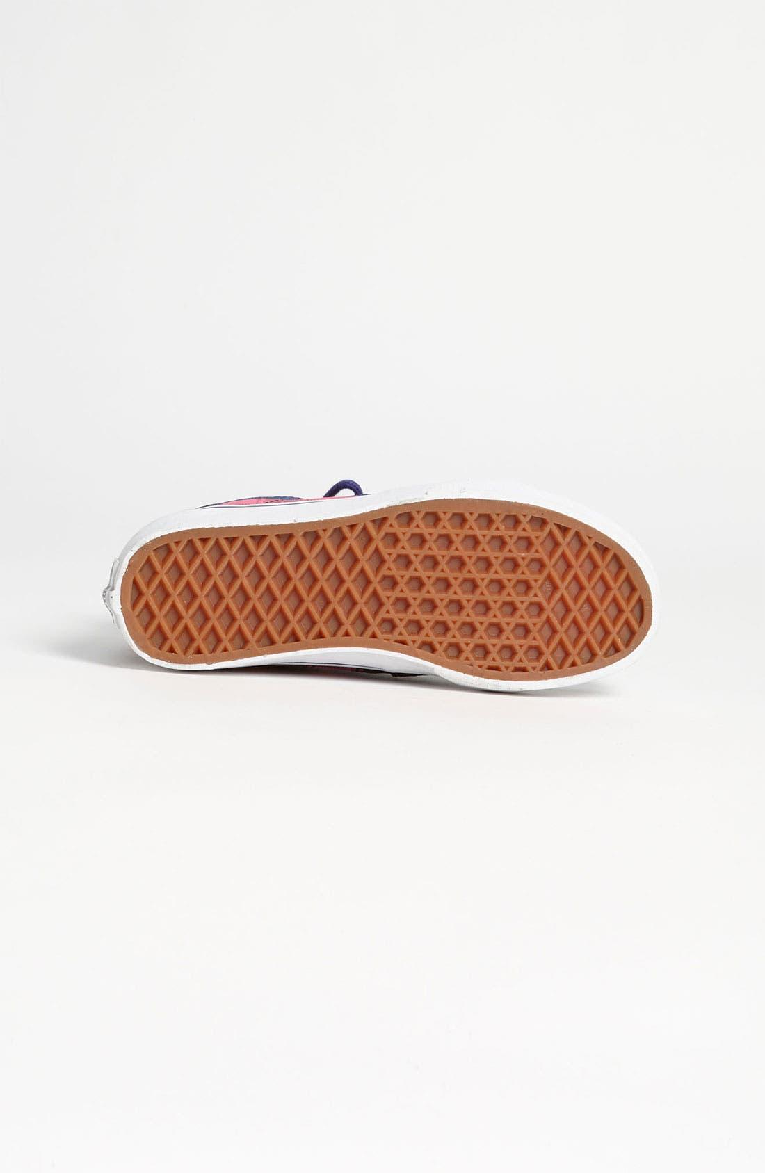 Alternate Image 4  - Vans 'SK8-Hi' Sneaker (Toddler, Little Kid & Big Kid)