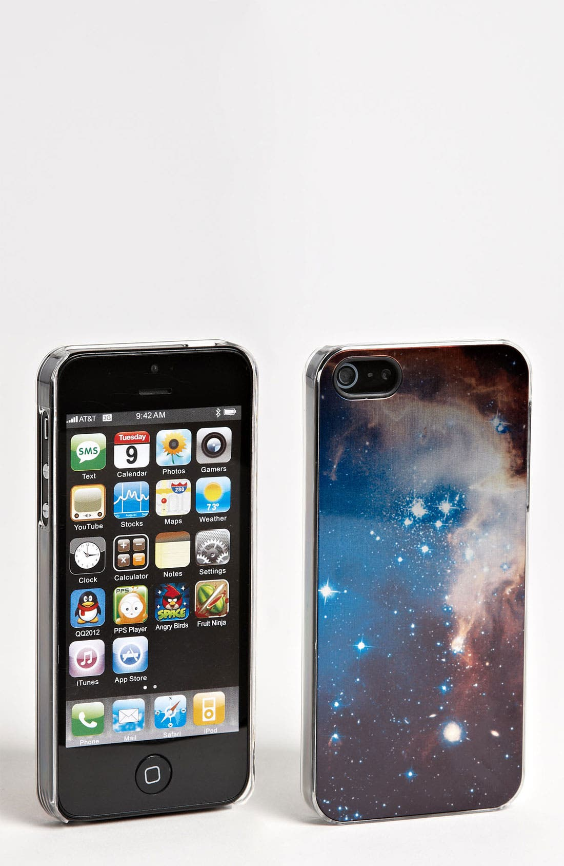 Alternate Image 1 Selected - ZERO GRAVITY 'Space' iPhone 5 Case