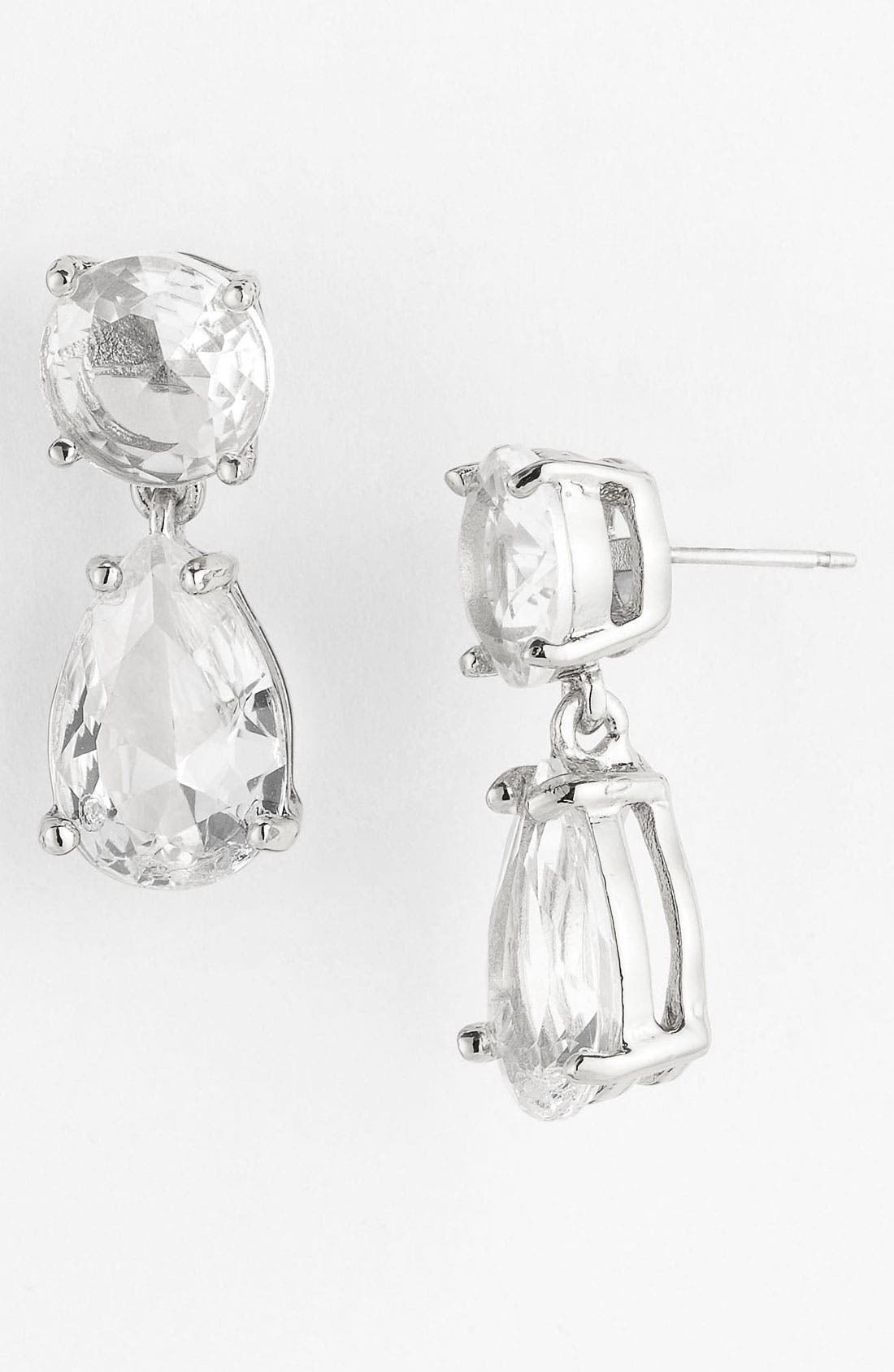 Main Image - kate spade new york drop earrings