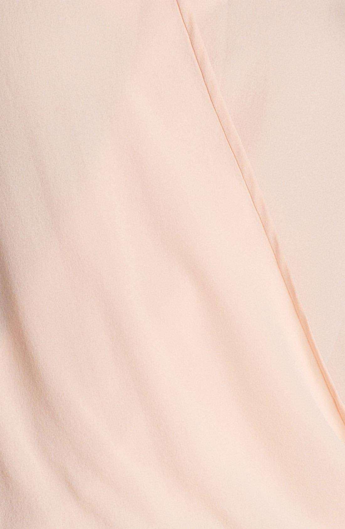 Alternate Image 3  - Theory 'Aija' Silk Blouse