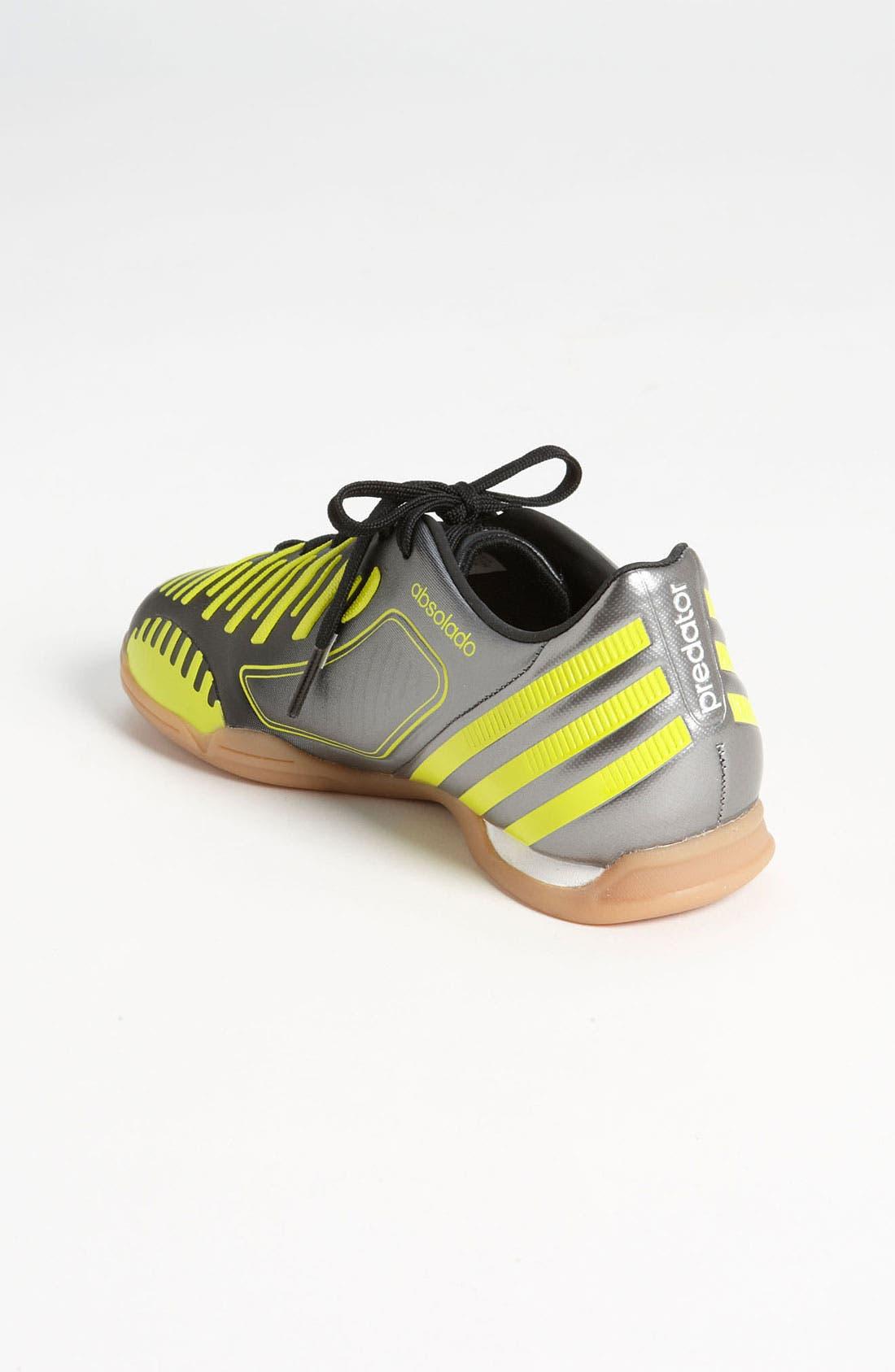 Alternate Image 2  - adidas 'Predator Absolado LZ IN J' Soccer Shoe (Toddler, Little Kid & Big Kid)