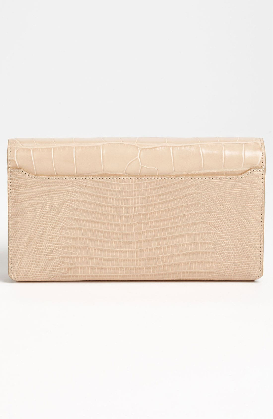 Alternate Image 4  - Alexander Wang Trifold Embossed Leather Clutch