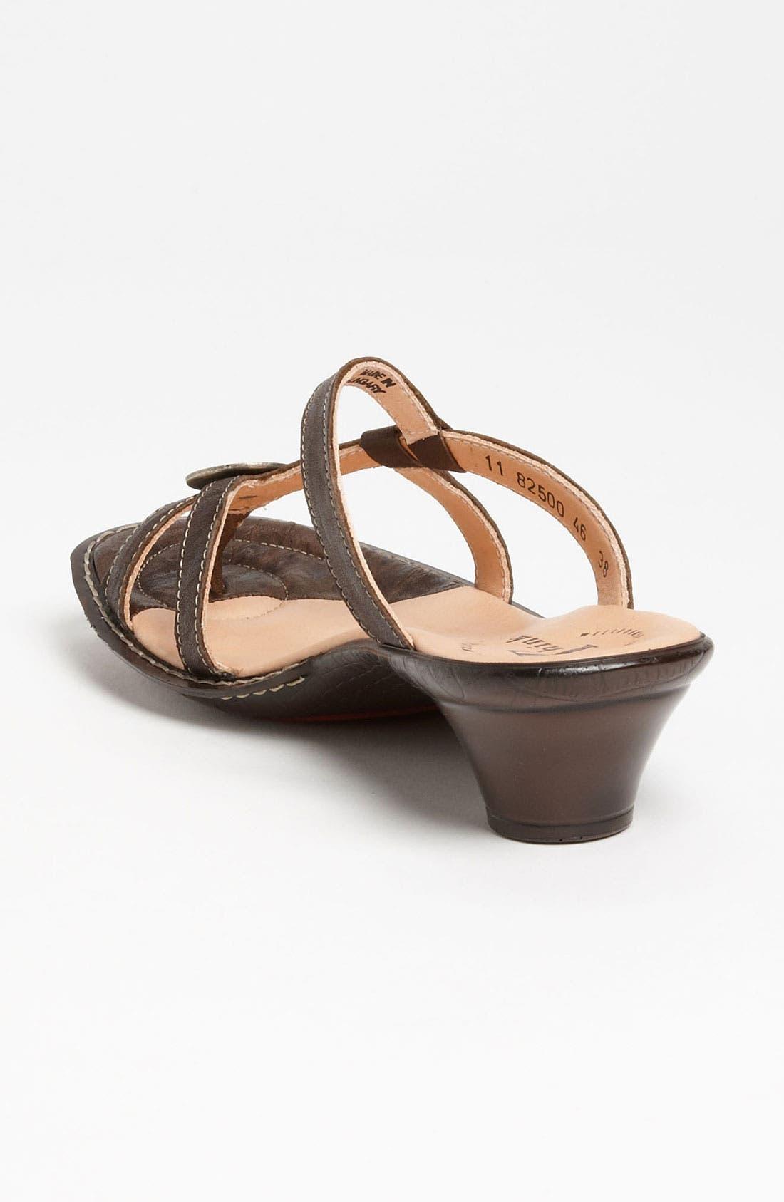 Alternate Image 2  - Think! 'Soso Button' Sandal