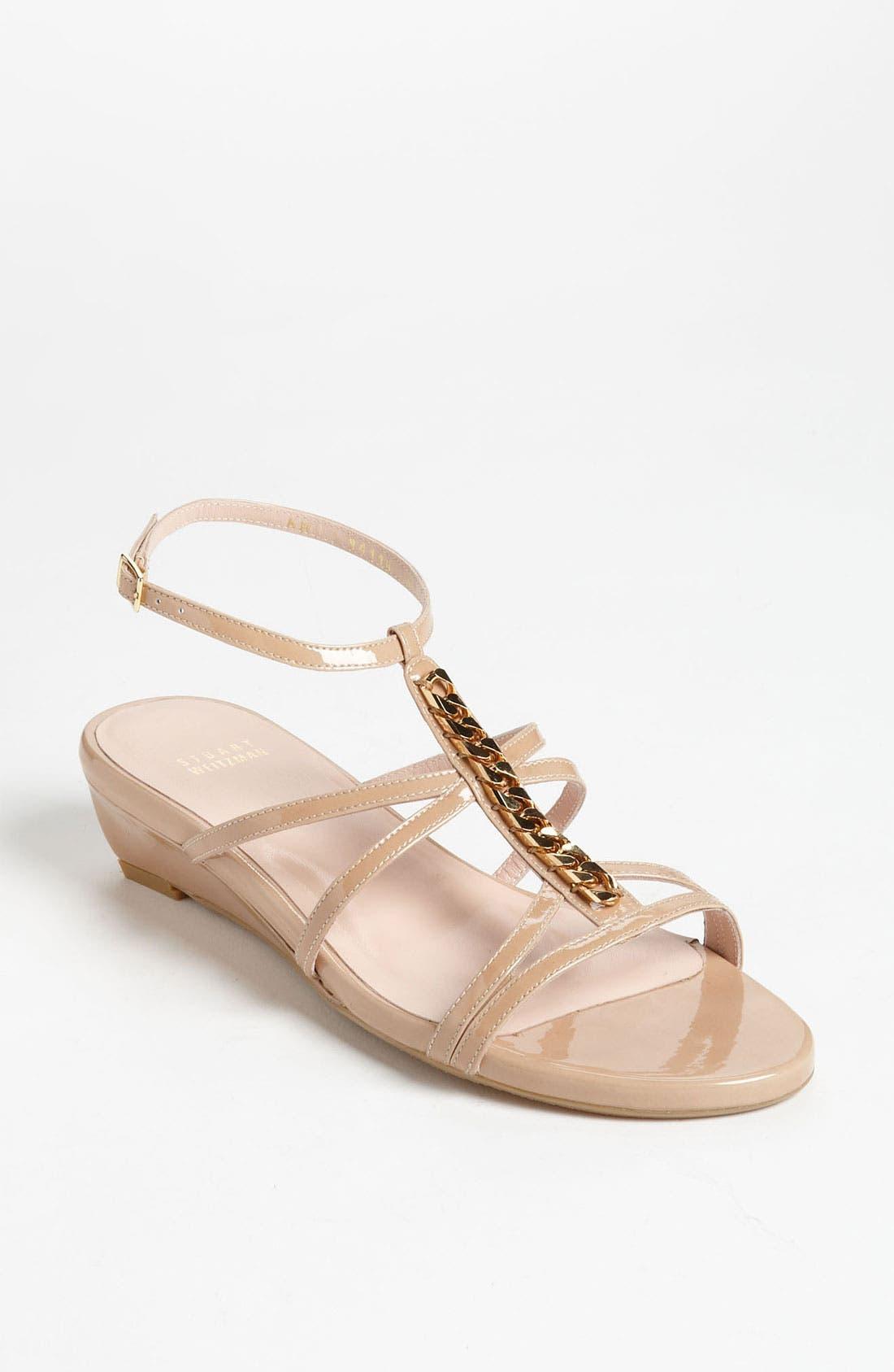 Alternate Image 1 Selected - Stuart Weitzman 'Tiffy' Sandal