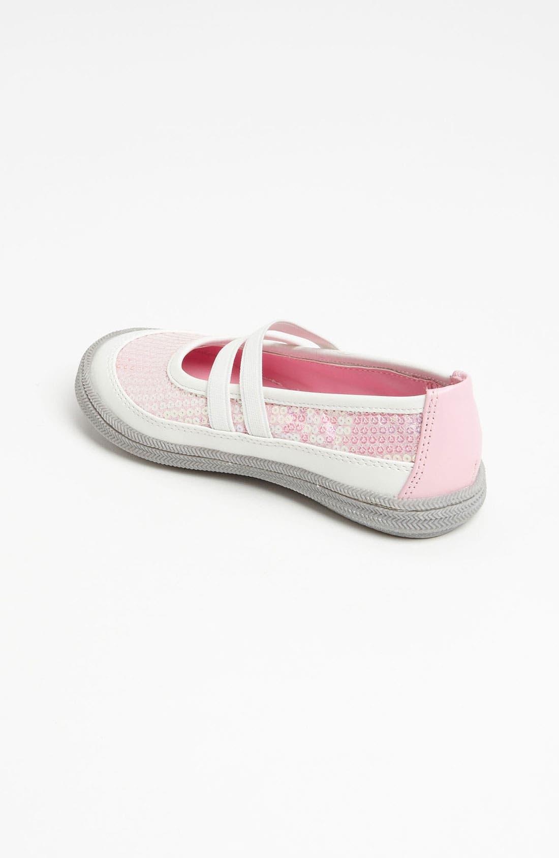 Alternate Image 2  - Enzo 'Celia' Mary Jane Sneaker (Toddler)