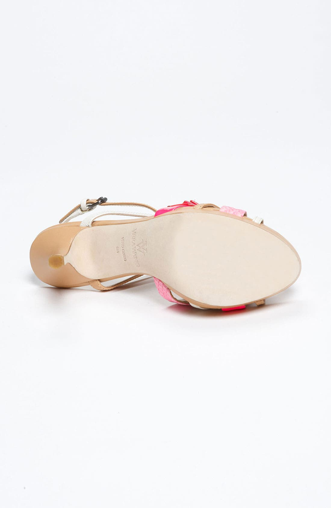 Alternate Image 4  - Vera Wang Footwear 'Qatara' Sandal