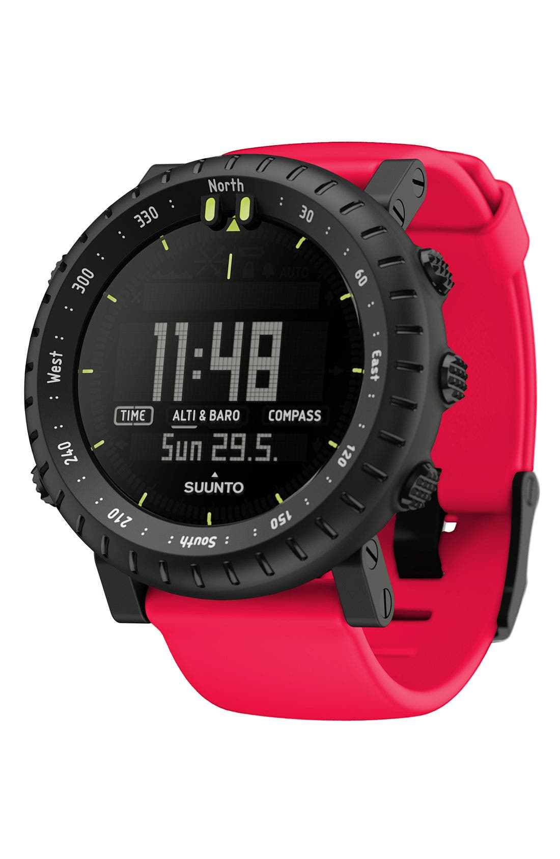 Alternate Image 2  - Suunto 'Core Crush' Multifunction Watch, 50mm