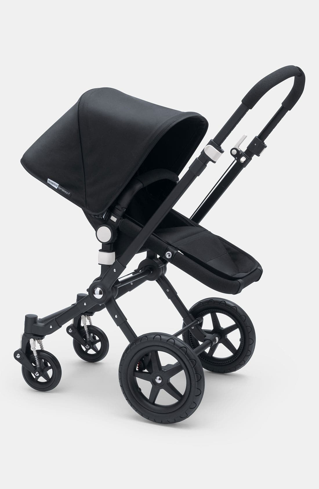 Alternate Image 2  - Bugaboo 'Cameleon³' Stroller - All Black Frame with Fabric Set (Special Edition)