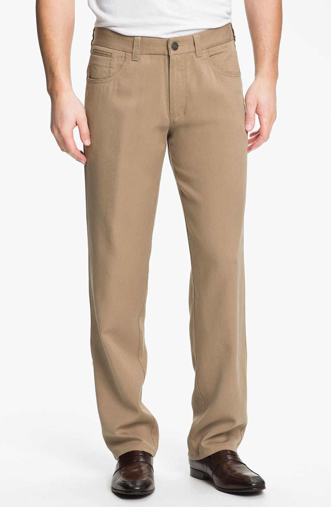 Alternate Image 1 Selected - Tommy Bahama 'Bora Bora' Five Pocket Pants