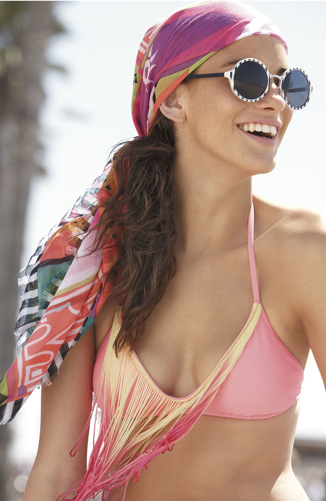 Alternate Image 1 Selected - The Bikini Lab Bikini Top & Bottoms