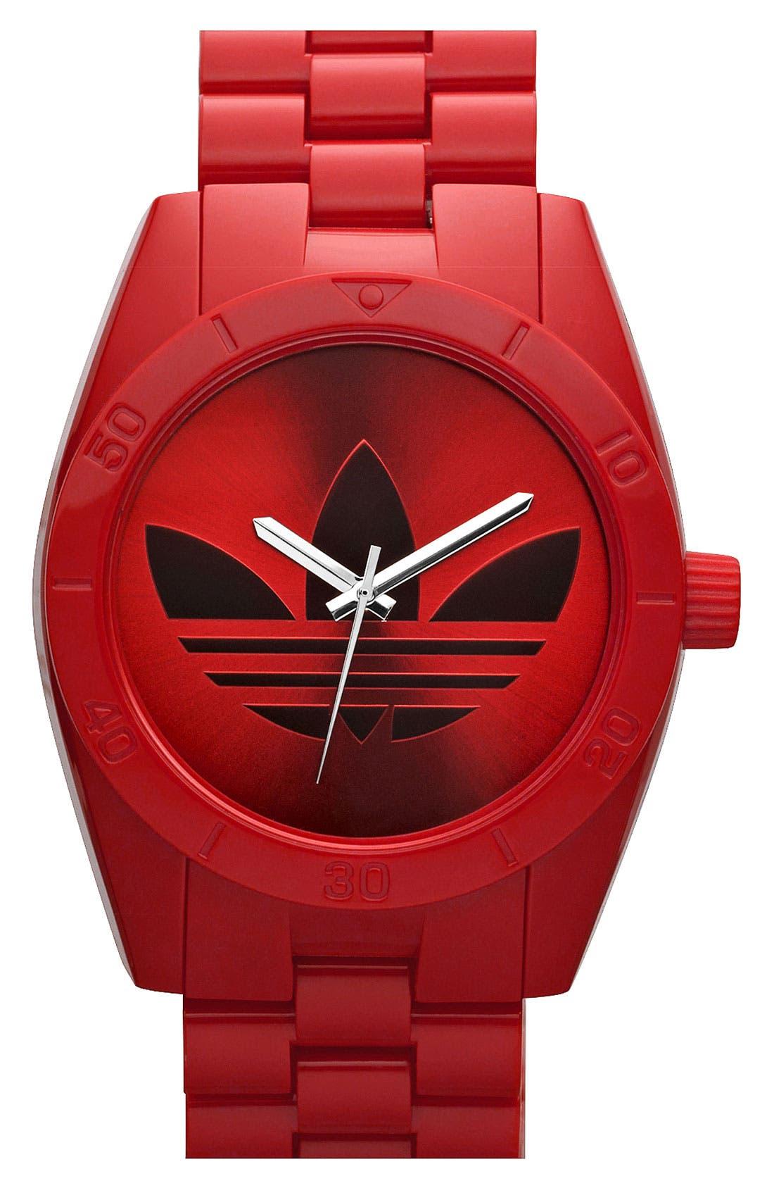 Main Image - adidas Originals 'Santiago' Bracelet Watch