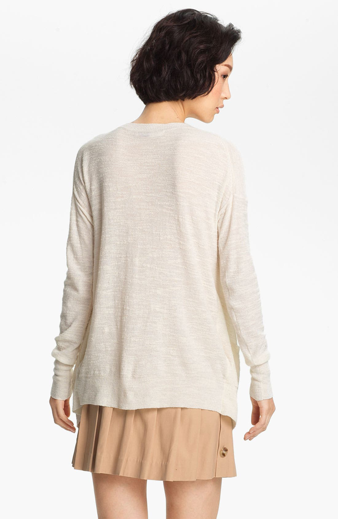 Alternate Image 3  - Tracy Reese Double Placket Cardigan