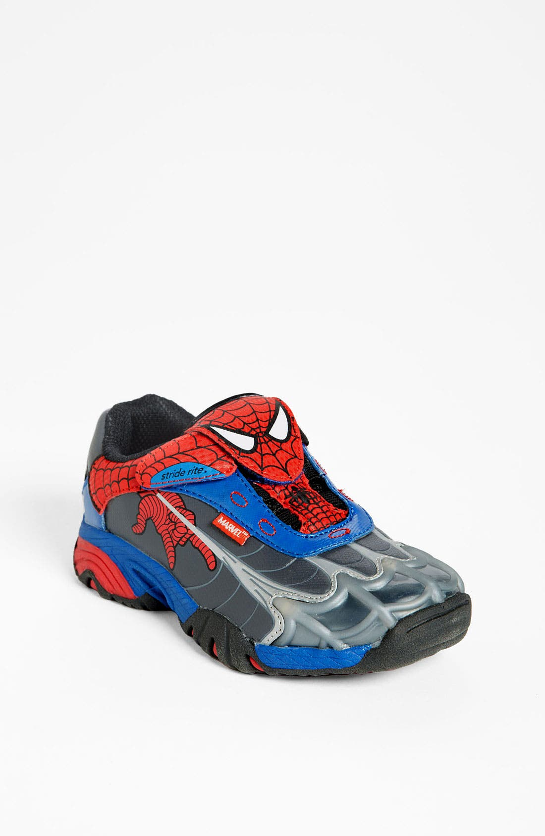 Alternate Image 1 Selected - Stride Rite 'Spidey Sense' Sneaker (Toddler & Little Kid)
