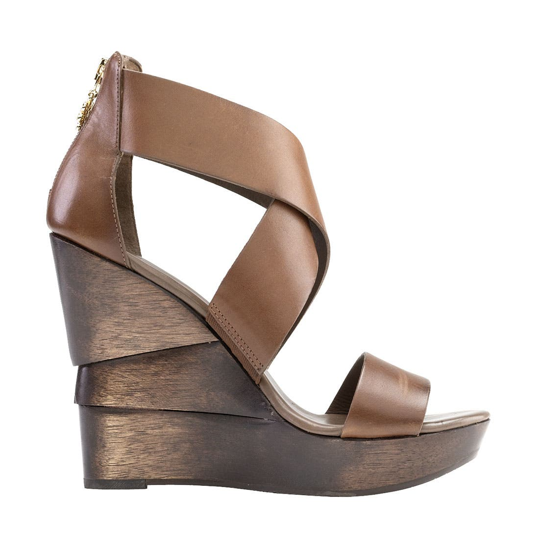 Alternate Image 2  - Diane von Furstenberg 'Opal' Wedge Sandal (Online Only)