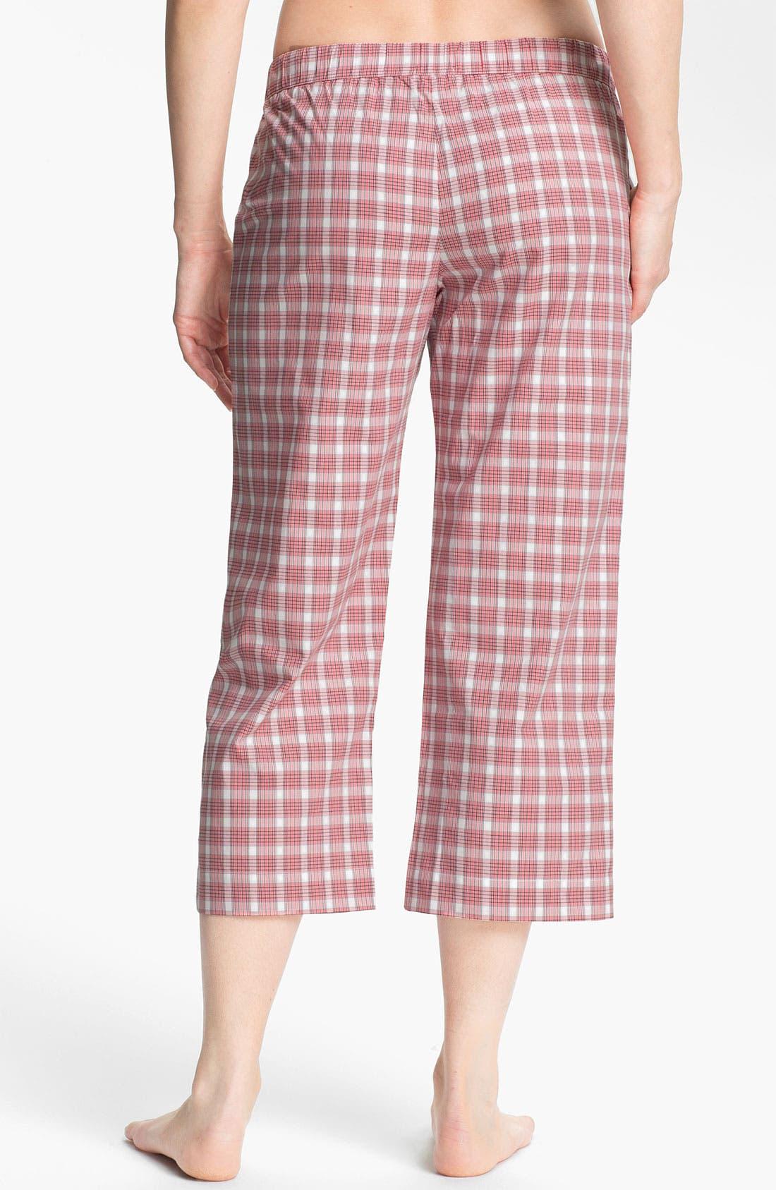 Alternate Image 2  - DKNY 'Sugar Rush' Capri Pants