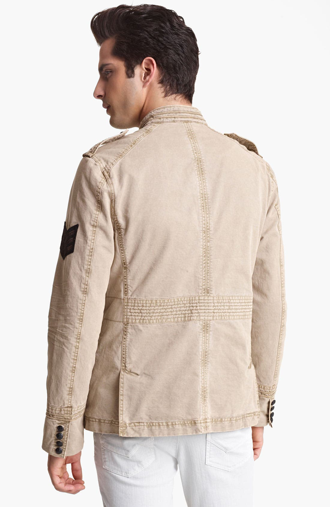 Alternate Image 2  - Zadig & Voltaire 'Kerry' Military Jacket