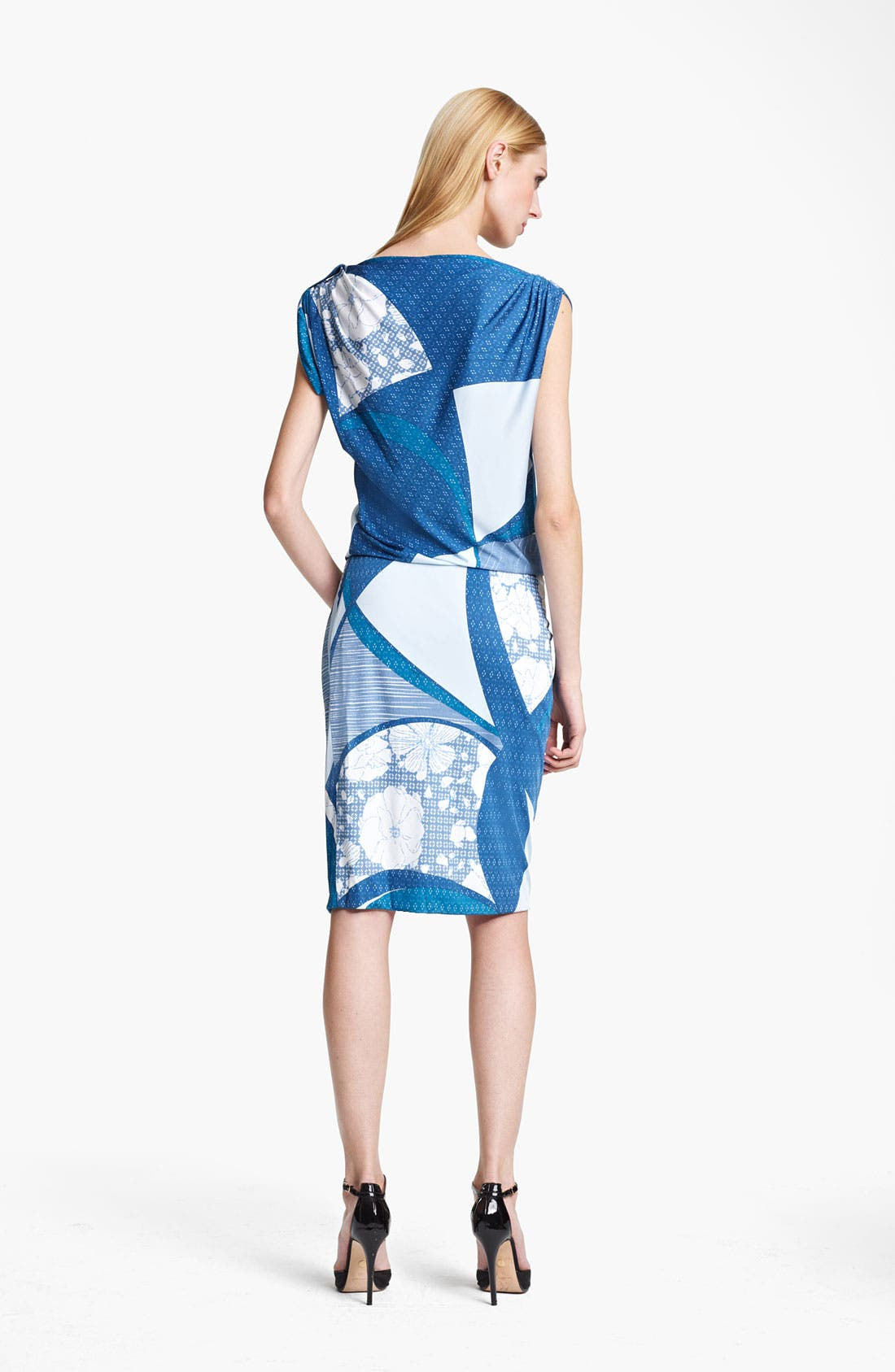 Alternate Image 2  - Emilio Pucci Elisse Print Jersey Dress