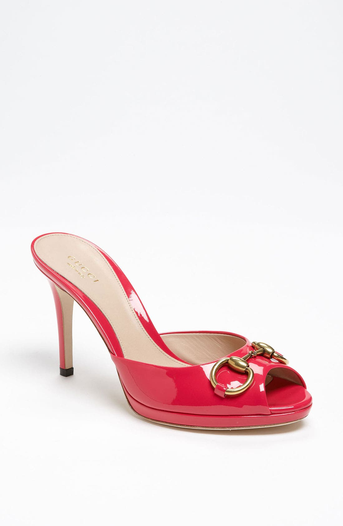 Alternate Image 1 Selected - Gucci 'New Hollywood' Slide Sandal