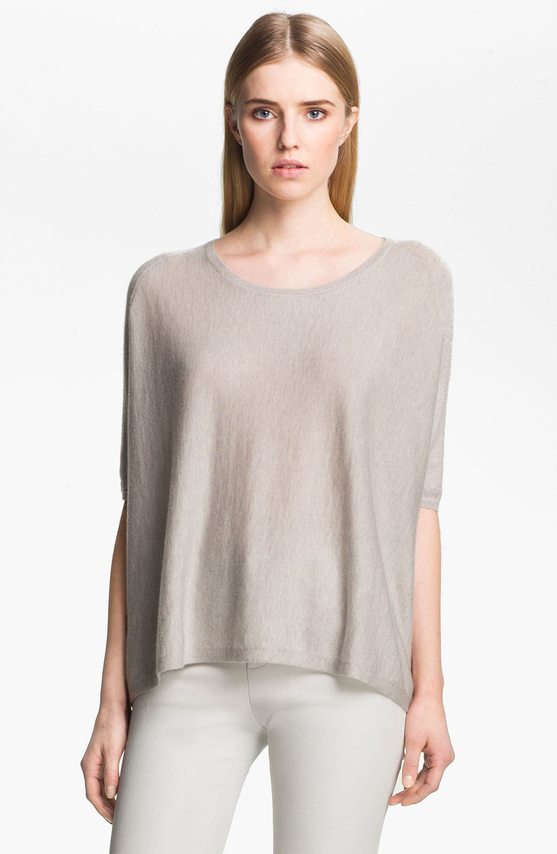 Alternate Image 1 Selected - J Brand Ready-to-Wear 'Ingrid' Cashmere Pullover