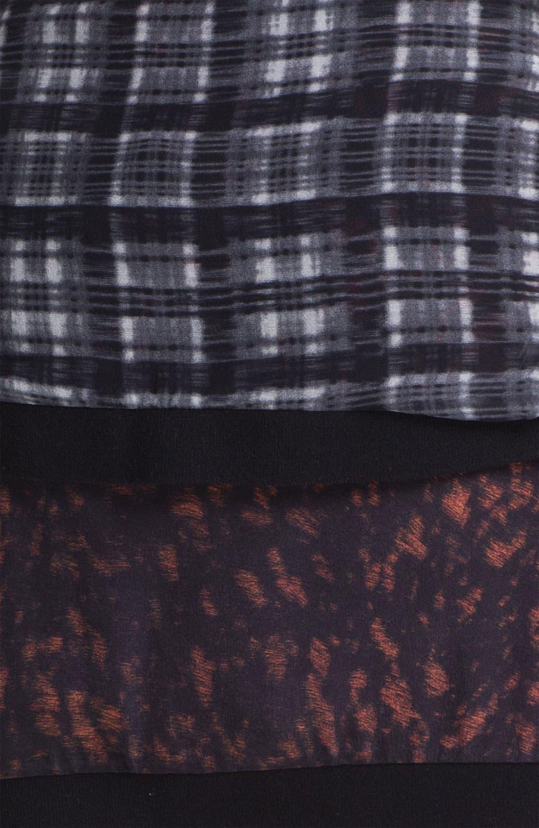 Alternate Image 4  - 3.1 Phillip Lim Trompe l'Oeil Skirt