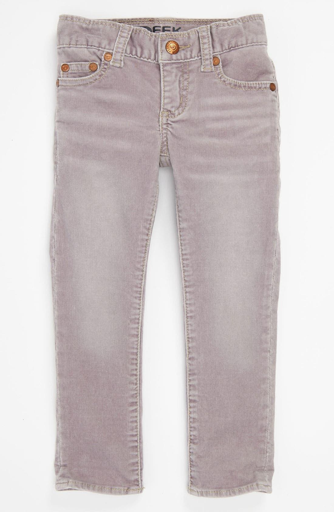 Alternate Image 2  - Peek 'Kate' Corduroy Pants (Toddler, Little Girls & Big Girls)