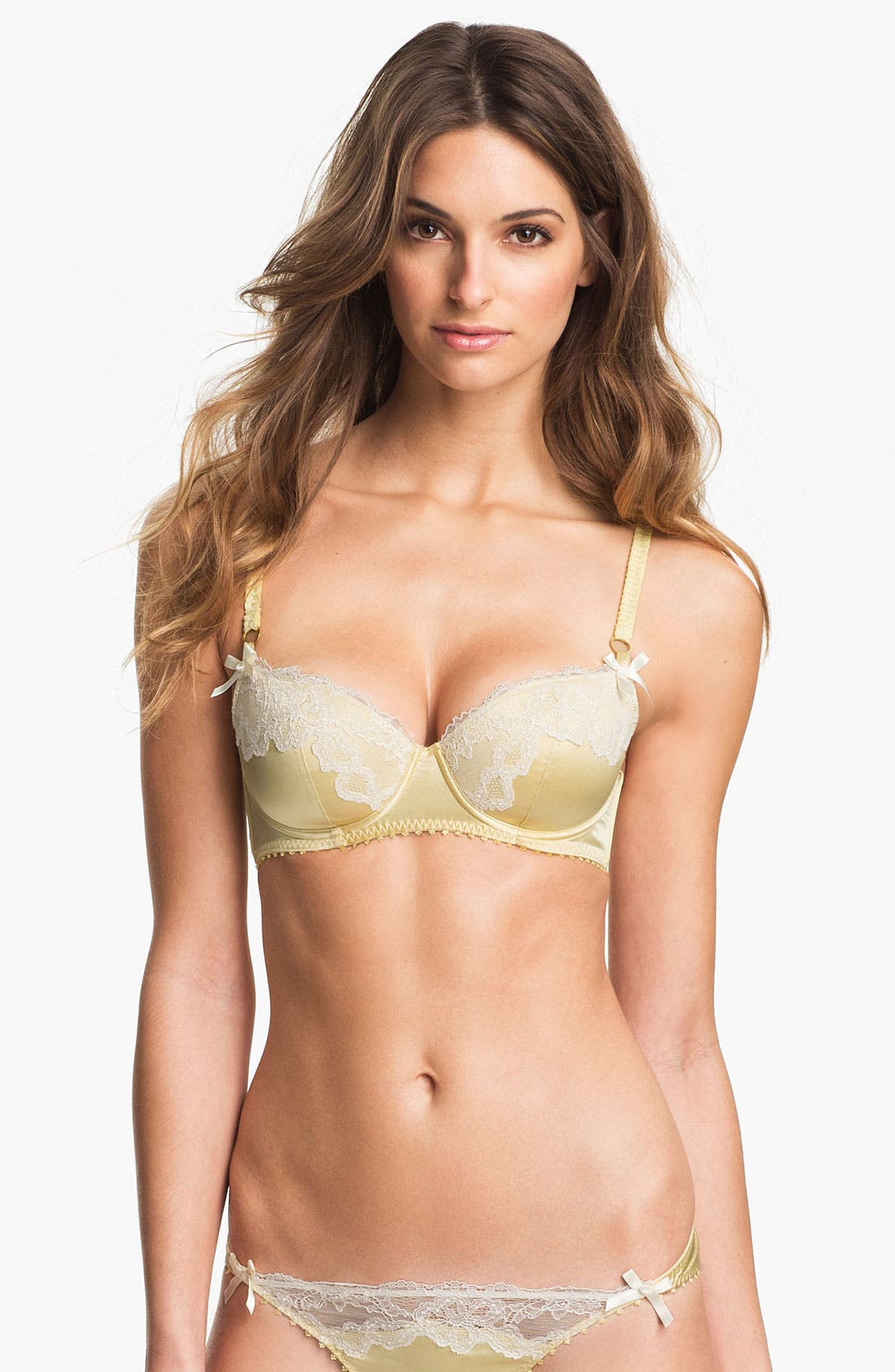 Alternate Image 1 Selected - Stella McCartney 'Angela Grazing' Underwire Balconette Bra
