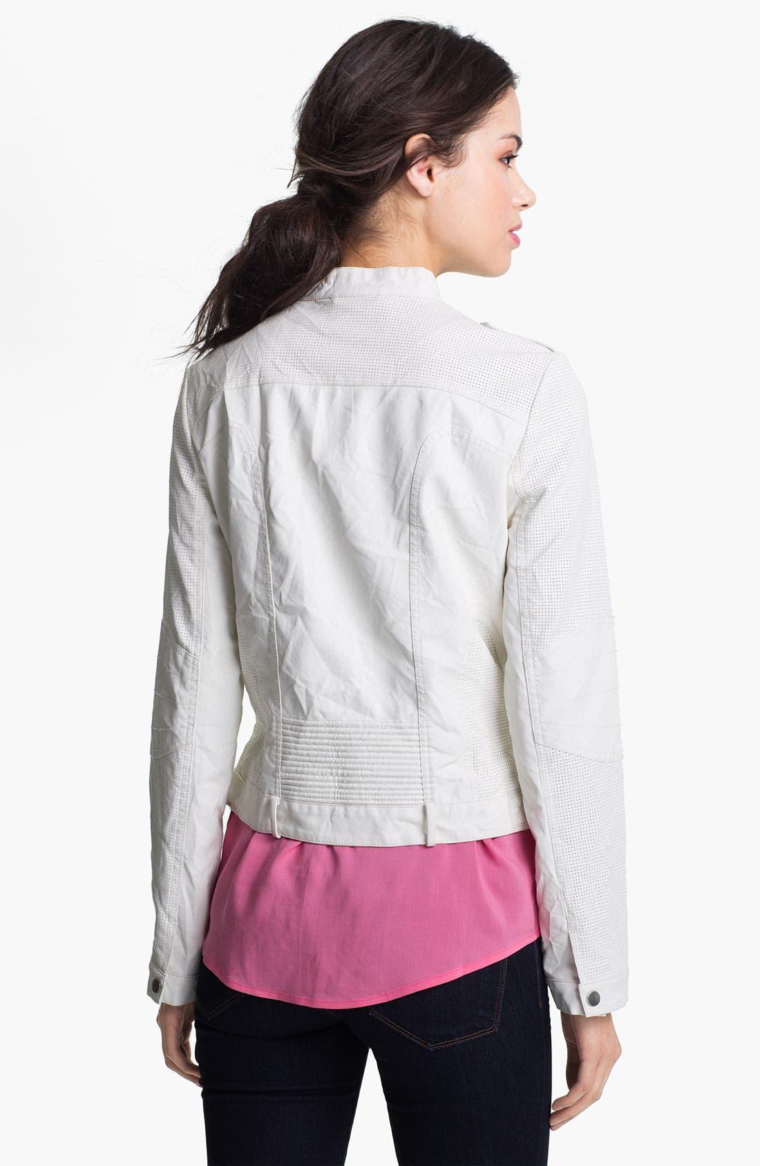 Alternate Image 2  - Bernardo Moto Jacket