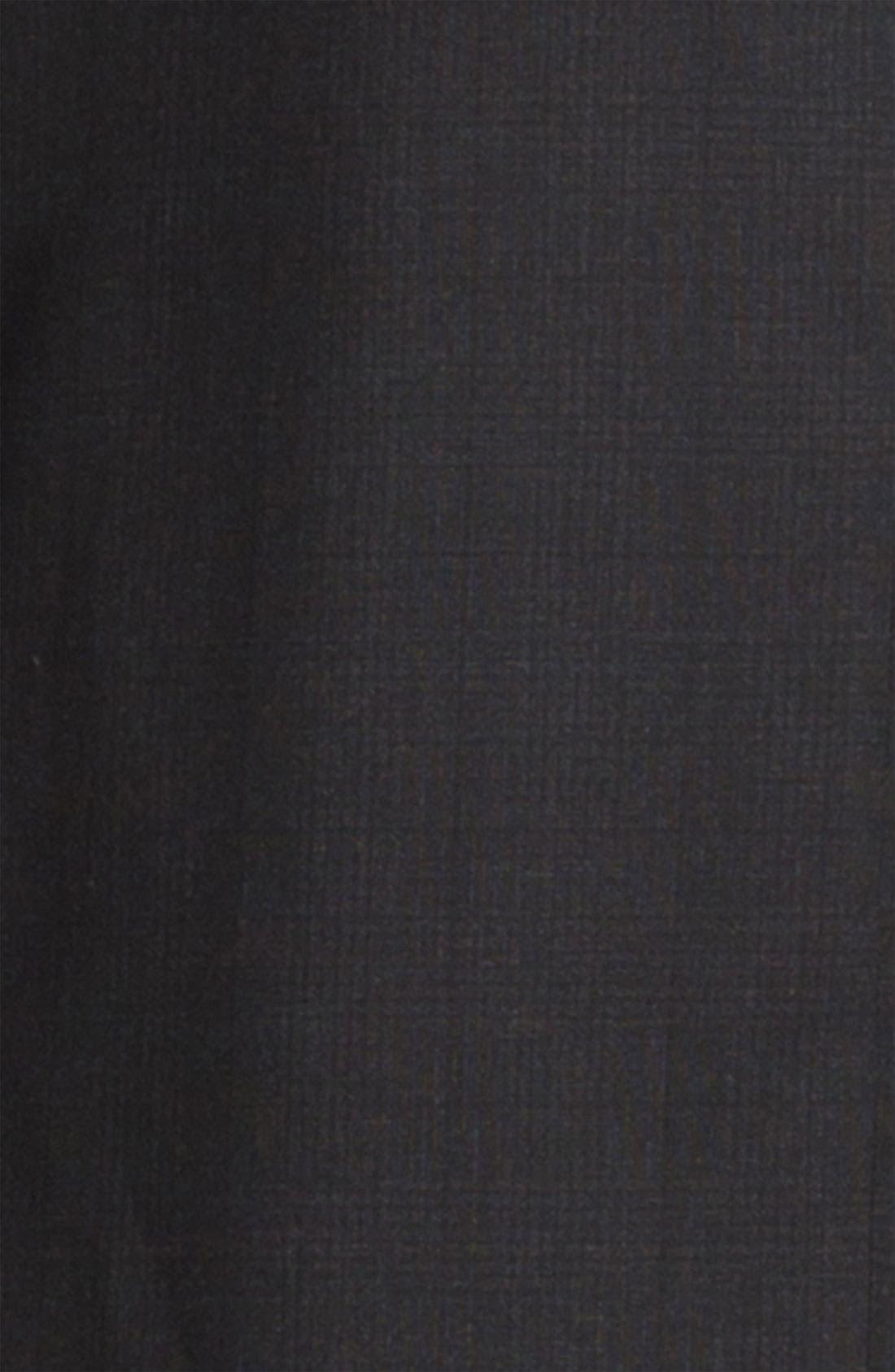 Alternate Image 6  - BOSS Black 'Pasini/Movie' Plaid Wool Suit