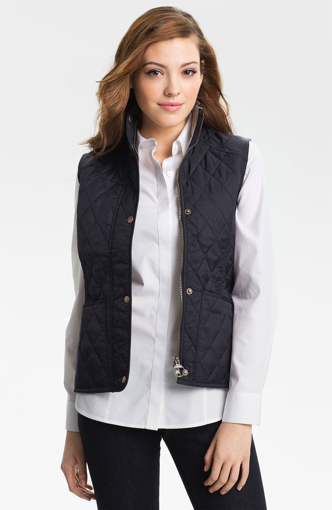 Alternate Image 1 Selected - Barbour Summer Liddesdale Gilet Vest