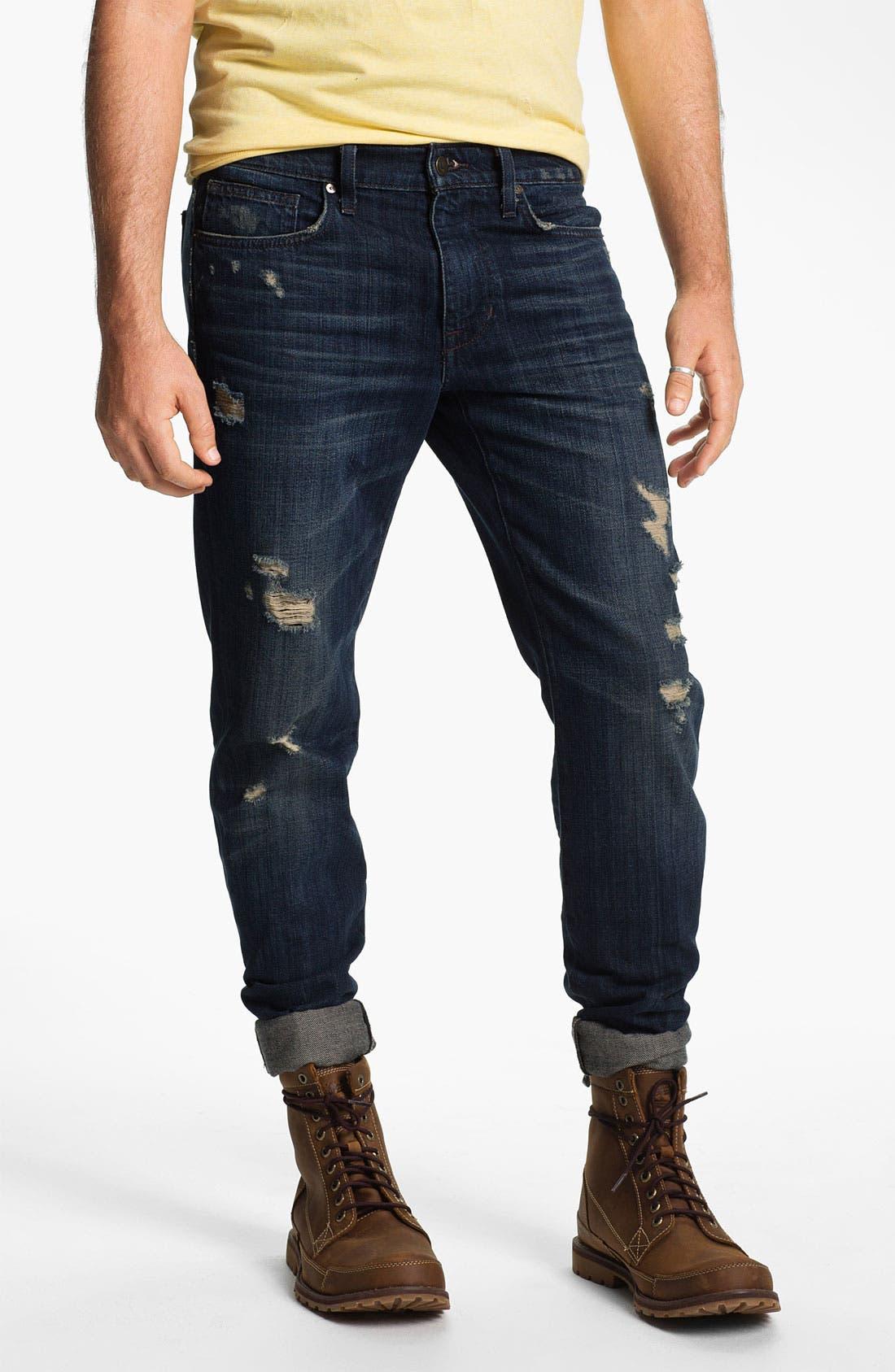 Alternate Image 1 Selected - Joe's 'Brixton' Slim Straight Leg Jeans (Macer)