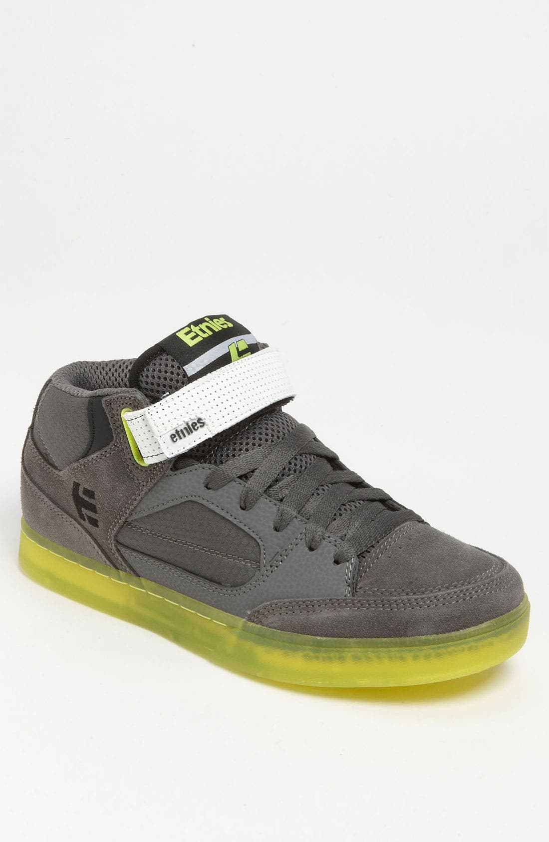 Alternate Image 1 Selected - Etnies 'Number Mid' Skate Shoe (Men)