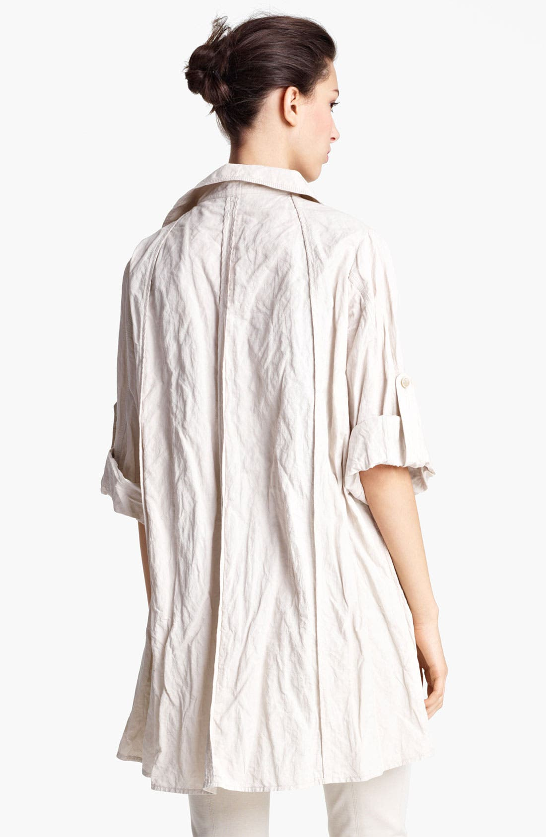Alternate Image 3  - Donna Karan Collection Parachute Cotton Tunic