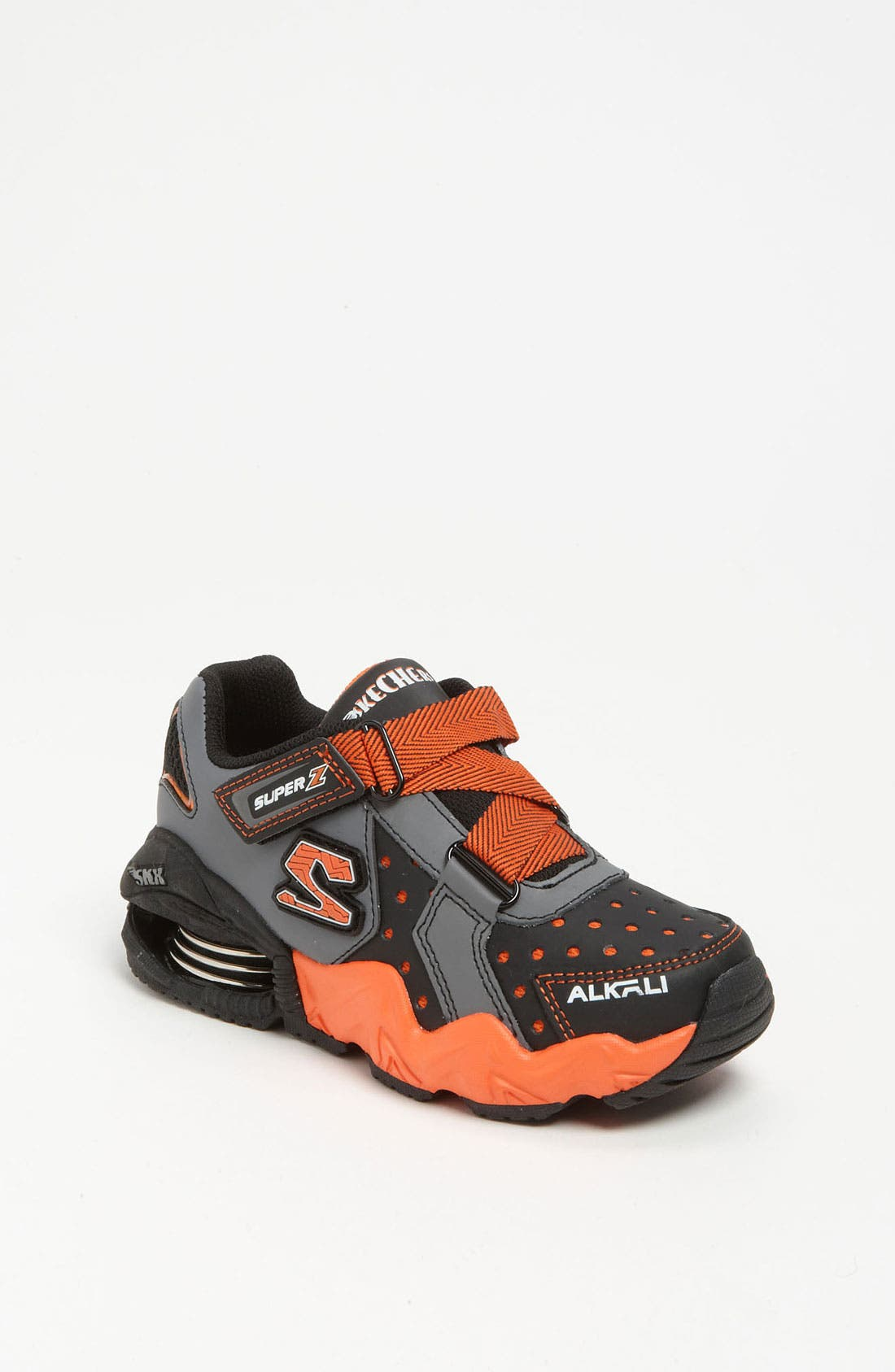 Alternate Image 1 Selected - SKECHERS 'Alkali' Sneaker (Toddler, Little Kid & Big Kid)