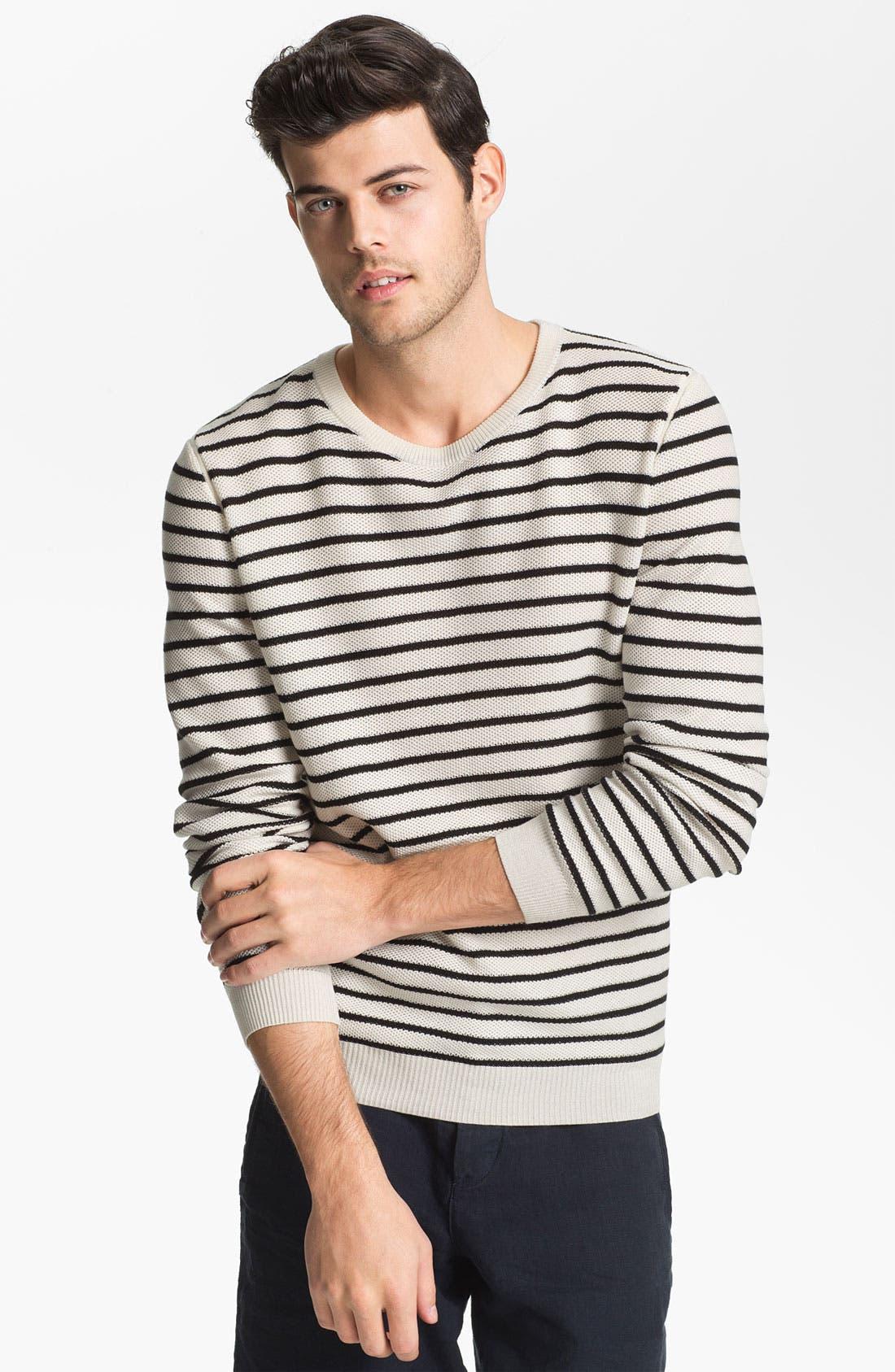 Alternate Image 1 Selected - Vince Crewneck Sweater