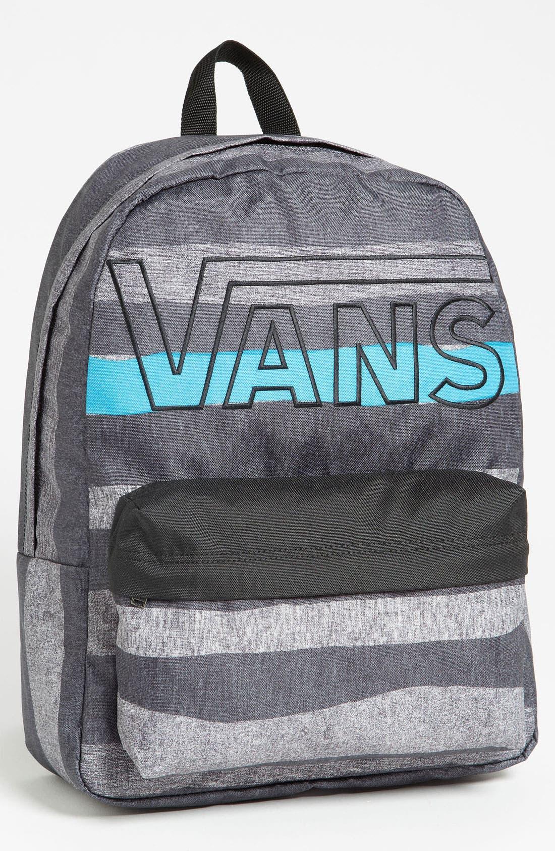 Alternate Image 1 Selected - Vans 'Old Skool II' Backpack