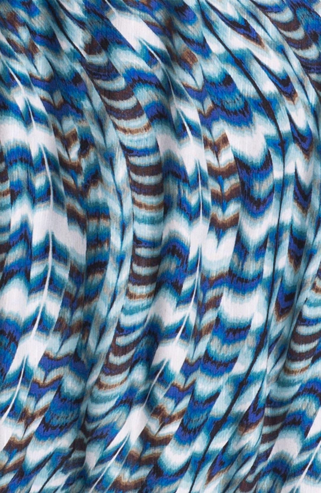 Alternate Image 3  - Nic + Zoe 'Spring Skies' Dress