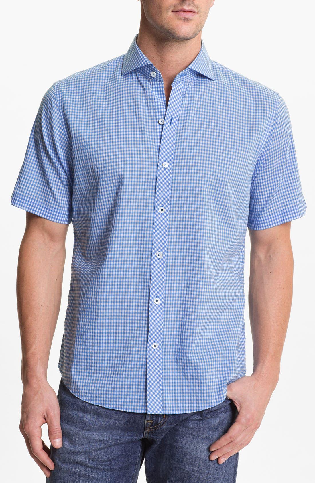 Main Image - Zachary Prell 'Davenport' Sport Shirt