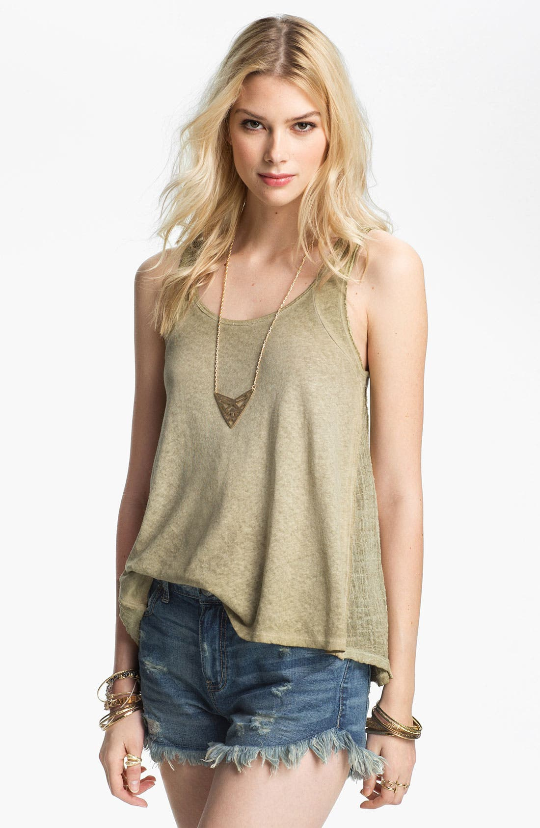 Main Image - Free People 'Sweep Me' Tank