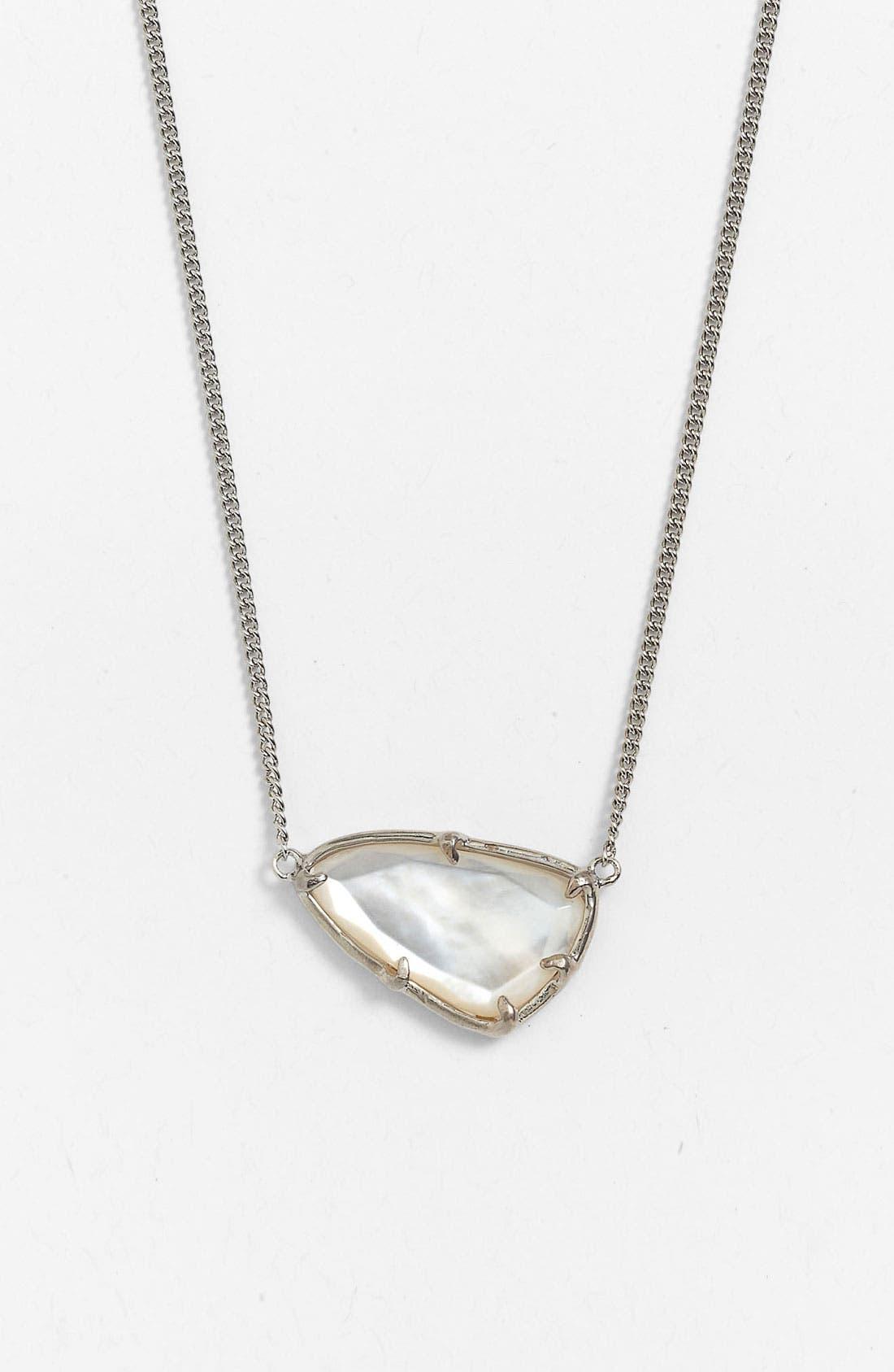 Alternate Image 1 Selected - Kendra Scott 'Noleen' Pendant Necklace