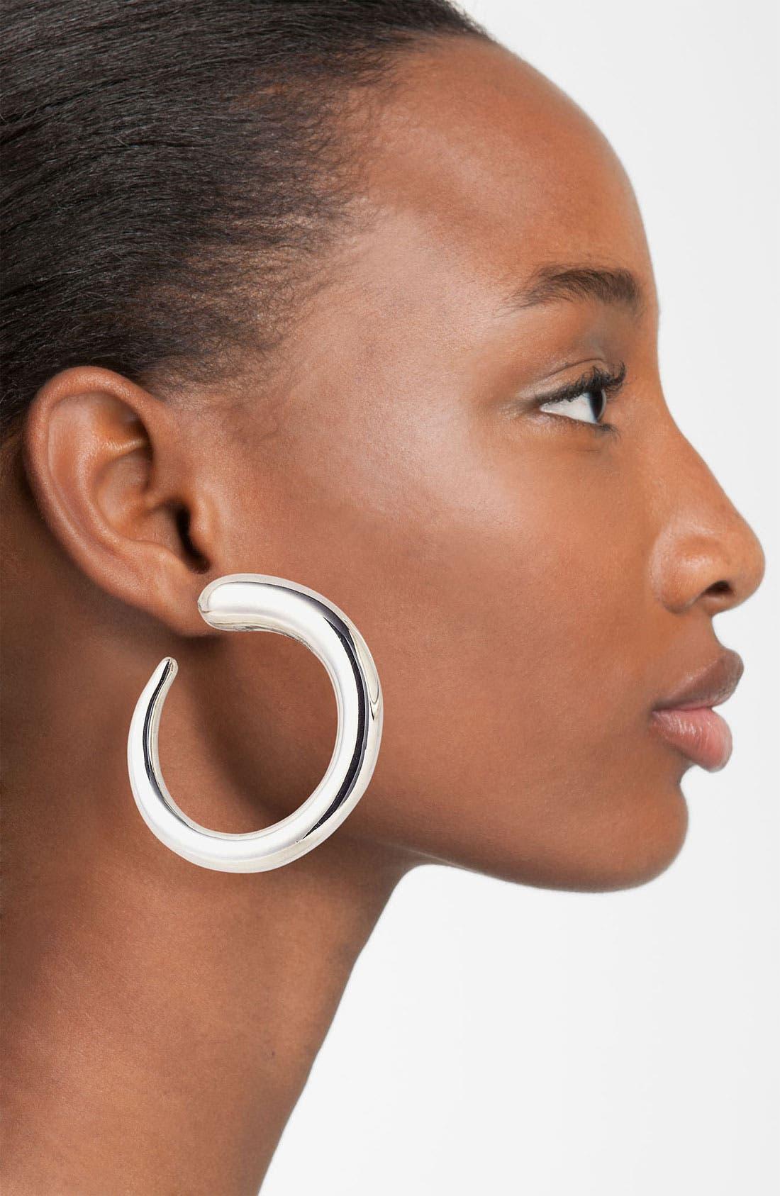 Alternate Image 2  - Simon Sebbag Hoop Earrings