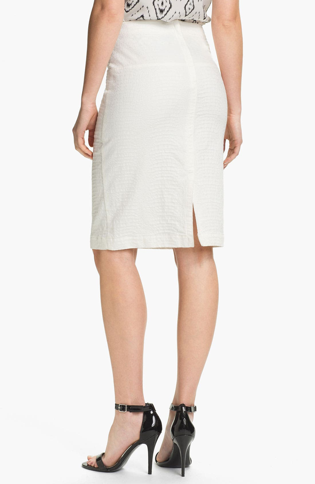 Alternate Image 2  - Theory 'Clea' Pencil Skirt