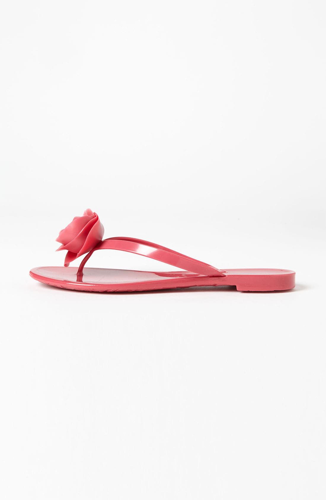 Alternate Image 4  - VALENTINO GARAVANI Rose Thong Sandal