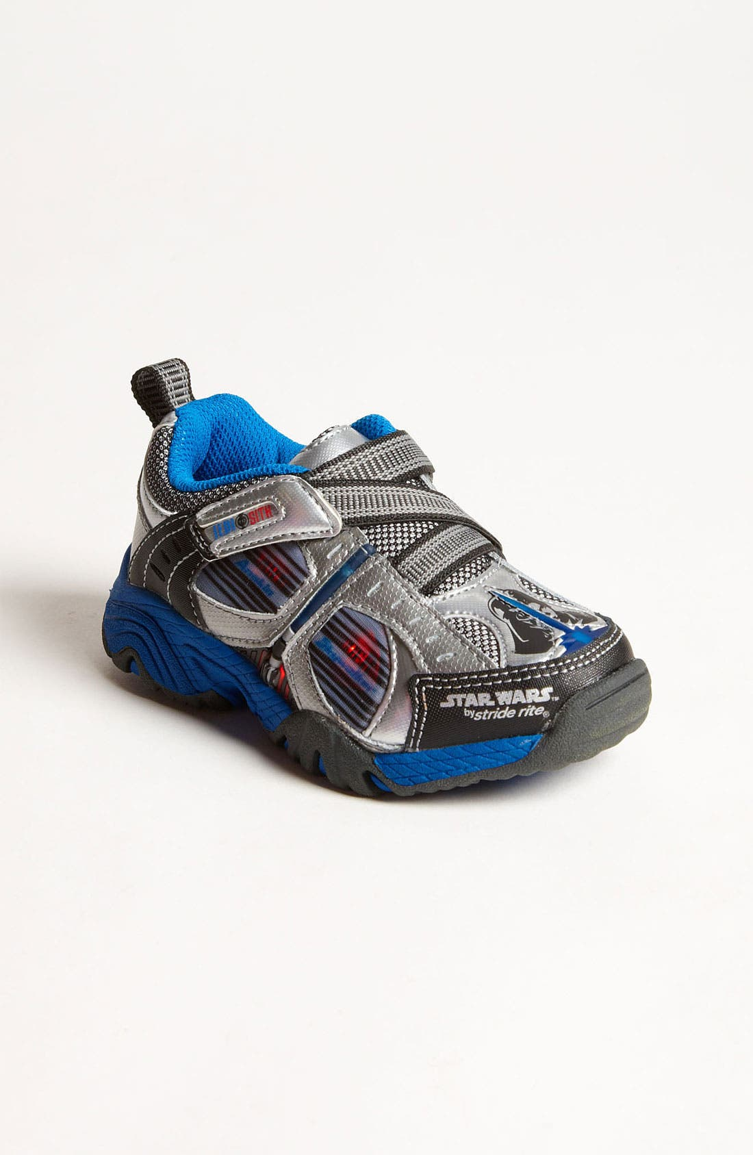 Alternate Image 5  - Stride Rite 'Star Wars™ - Jedi to Sith Shadow Lights' Sneaker (Toddler & Little Kid)
