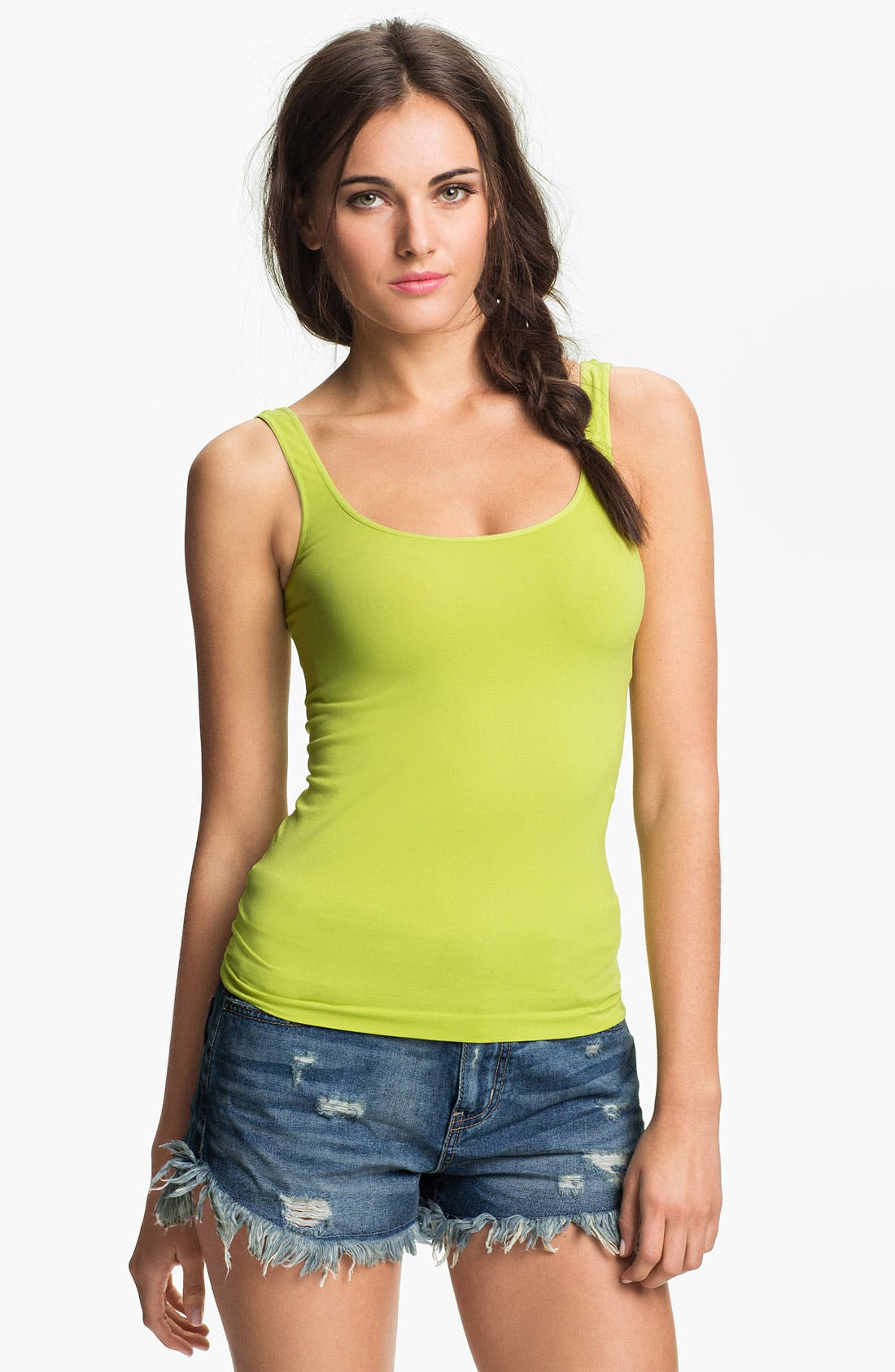 Alternate Image 1 Selected - Free People Jersey Tank