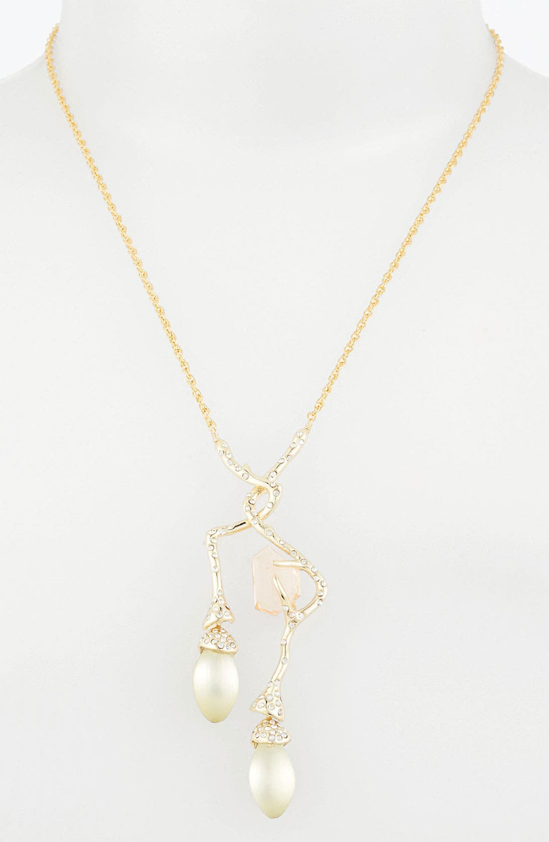 Alternate Image 1 Selected - Alexis Bittar 'Lucite® - Ophelia' Vine Pendant Necklace
