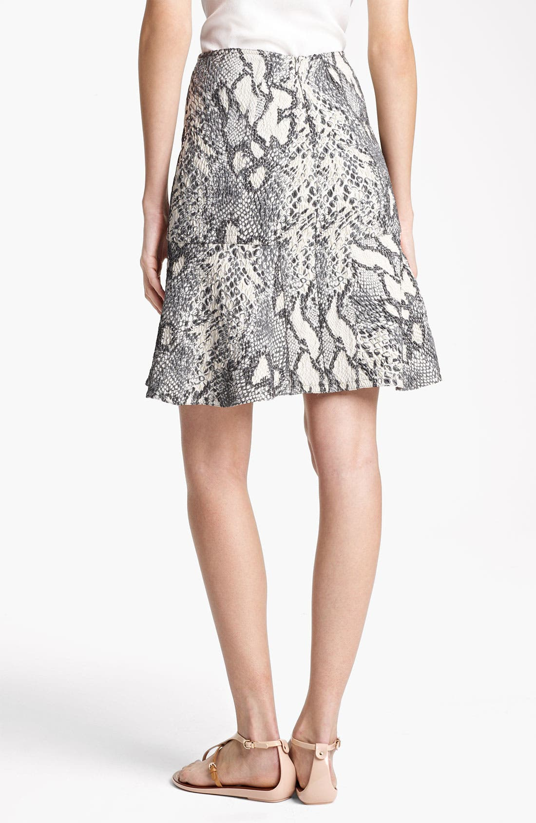 Alternate Image 3  - Yigal Azrouël Jacquard Skirt