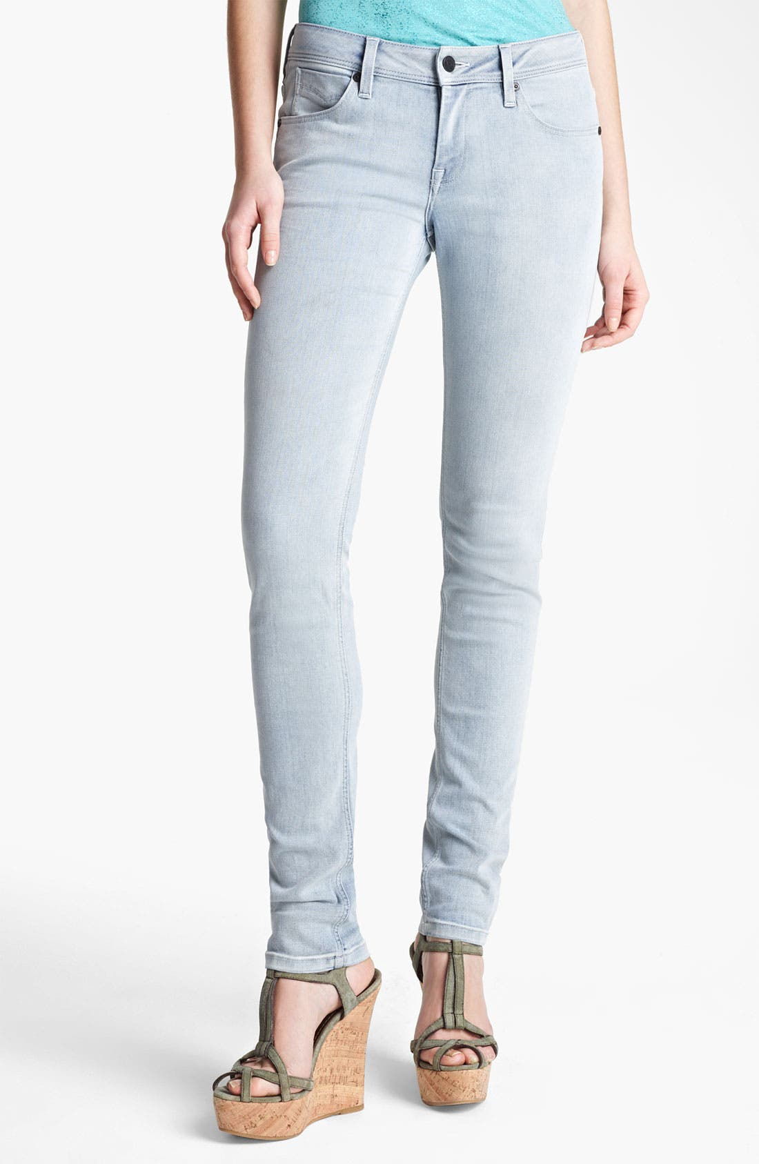 Main Image - Burberry Brit 'Westbourne' Skinny Jeans (Online Only)