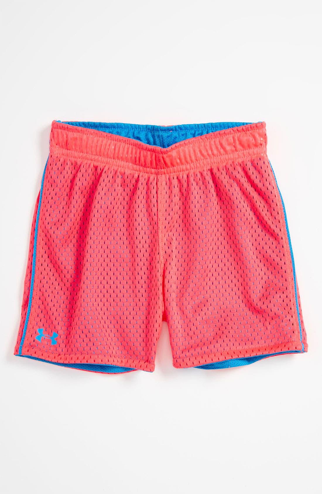 Main Image - Under Armour Reversible Shorts (Toddler)