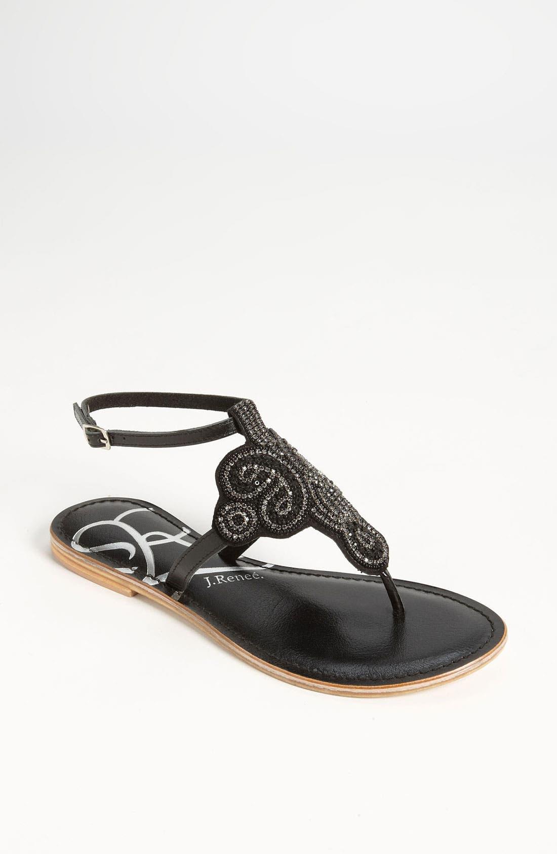 Main Image - J. Reneé 'Glint' Sandal